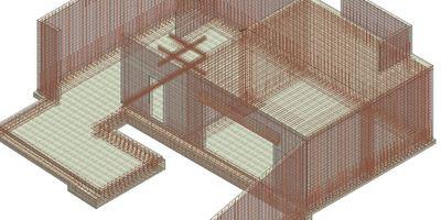 Fairraillage 3D-pour voiles de caves-de